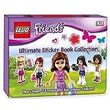 LEGO Friends Ultimate Aufkleber Buch Collection (Tragetasche)