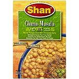 Shan Chana Masala (100g x 6 x 1 pack size)