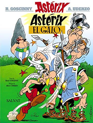 Astérix el galo (Castellano - A Partir De 10 Años - Astérix - La Colección Clásica) por René Goscinny