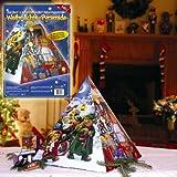 Bärchens geheimnisvolle Weihnachtspyramide: Adventskalender zum Basteln und Befüllen. Für 24 Überraschungen