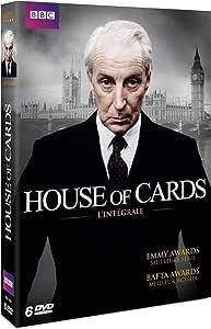 HOUSE OF CARDS l'intégrale saisons 1 à 3