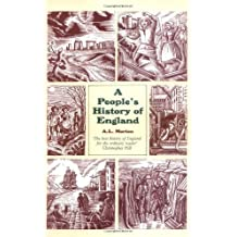 A People's History of England by A. L. Morton (1989-06-01)