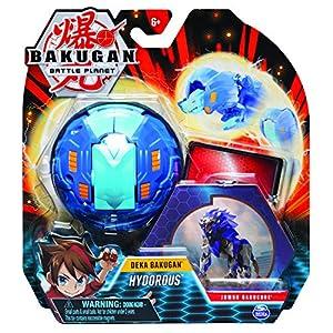 Spin Master Bakugan Jumbo Ball - Draganoid - Peonzas (Batalla de trompos, Multicolor, De plástico, 6 año(s), Niño, 190,5 mm)
