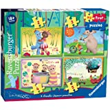 Ravensburger - Puzzle In the Night Garden de 18 piezas (7346)