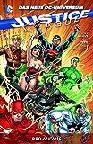 Justice League, Bd. 1: Der Anfang