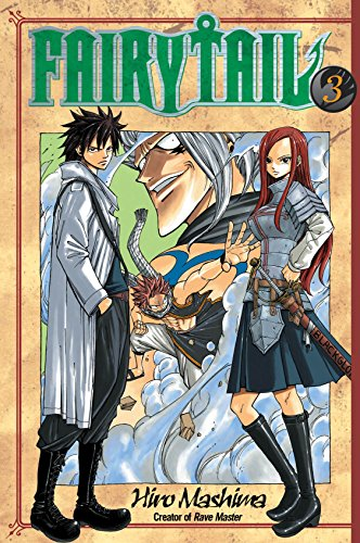 Fairy Tail Vol. 3 (English Edition)