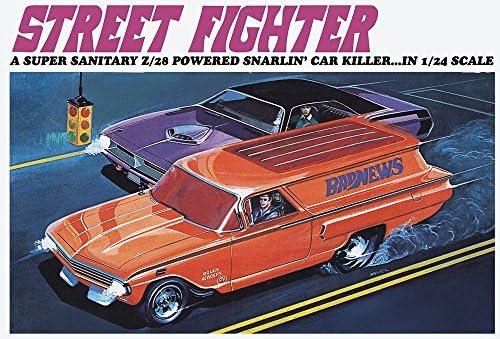 Revell Monogram 1:24 - Street Fighter (Tom Daniel) - (RVM4262) | Moderne