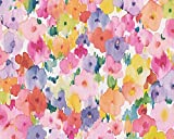A.S. Création Papiertapete Boys and Girls Ökotapete Tapete Kindertapete 10,05 m x 0,53 m bunt rosa lila Made in Germany 304501 30450-1