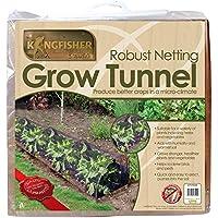 King Fisher gtun300Red Grow túnel negro
