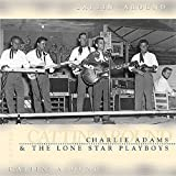 Cattin' Around by Charlie Adams & The Lone Star Playboys (2000-08-02)