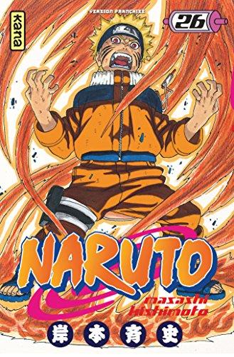 Naruto Vol.26 par KISHIMOTO Masashi