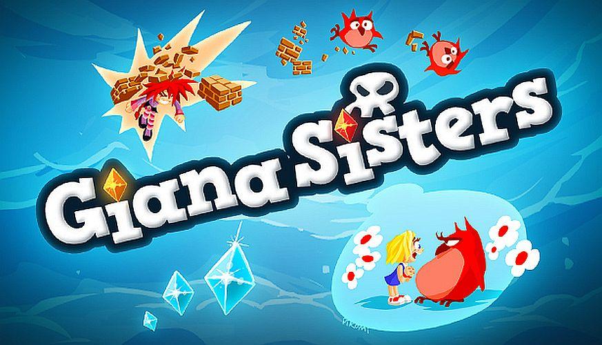 Giana Sisters 2D