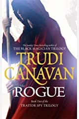 The Rogue: Book 2 of the Traitor Spy (Traitor Spy Trilogy) Kindle Edition