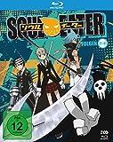 Soul Eater - Folge 27-51 (inklusive Sammelschuber und Stickerset) [Blu-ray]