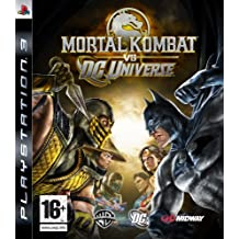 Mortal Kombat vs DC Universe (Sony PS3) [Import UK]