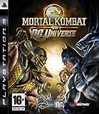 Mortal Kombat vs DC Universe [Pegi]