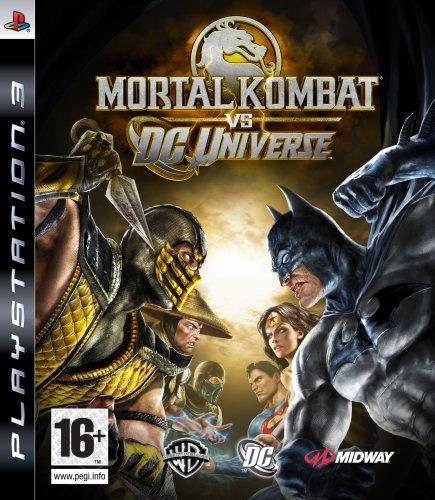Mortal Kombat vs DC Universe (Playstation 3) [Edizione: Regno Unito] - Amazon Videogiochi