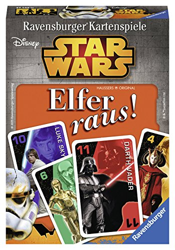 Ravensburger 27145 - Star Wars Elfer raus!