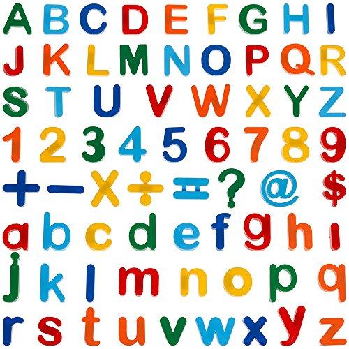 Mejor Letras y números magnéticos