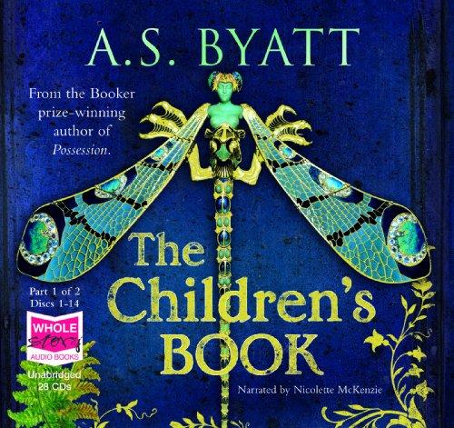 The Children's Book (unabridged audiobook)
