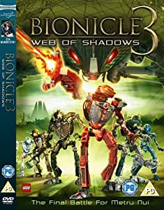 Bionicle 3 - Web Of Shadows [DVD]