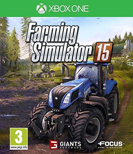 farming simulator 15 - Simulator X-box Farming
