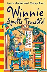 Winnie Spells Trouble! by Laura Owen (2014-03-06)
