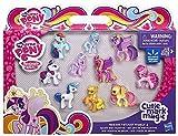 My Little Pony- Friendship is Magic- Cutie Mark Magic- Princess Twilight Sparkle & Friends- Mini Collection