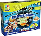 Science4you - sistema solar - brilla en la oscuridad, juguete educativo y científico.