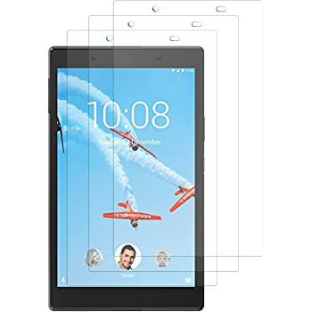 """3 Pack Clear Tablet Screen Protector Guard For 8/"""" Lenovo A8"""