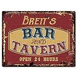Chic Schild Brett 's Bar und Tavern Dose rustikalen Vintage Stil Retro Küche Bar Pub Coffee Shop Decor 22,9x 30,5cm Metall Teller Schild Home Store Man Cave Decor Geschenk