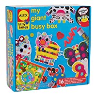 Alex Toys Early Learning My Giant Busy Box Little Hands
