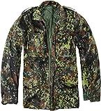 normani US Feldjacke M65 Parka Standard S-5XL Farbe Flecktarn Größe L