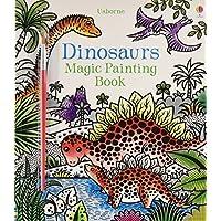 Dinosaurs Magic Painting Book: 1