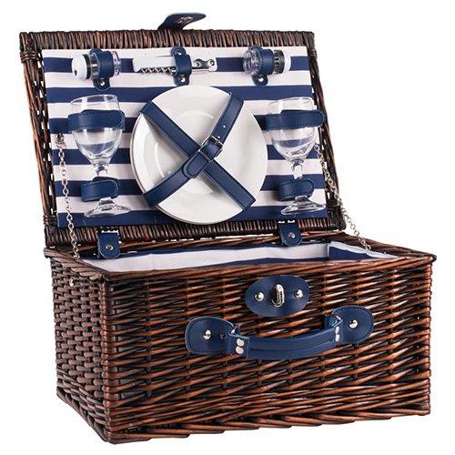 Coast 2Personen Picknickkorb Set