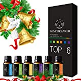 Aceites Esenciales aromaterapia Set incluye parte superior 6 Set de regalo:...