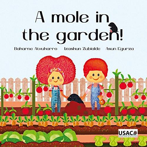 a-mole-in-the-garden-english-edition