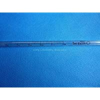 1ml bureta, medición pipeta con gand de codificación, la Resolución 0,02ml