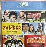 BARSAAT KI EK RAAT/ZAMEER/SHAAN DVD