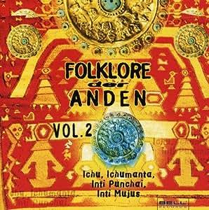 Folklore der Anden Vol. 2