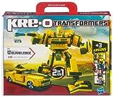 Hasbro 36421148 - KRE-O Transformers Bumblebee - Baukasten