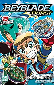 Beyblade Burst Edition simple Tome 13