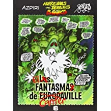 Los fantasmas de Europaville (El fantasma de Canterville) (Horreibols and Terrifics Books) (B CÓMIC)
