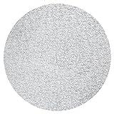 FunCakes runde silberne Kuchenplatte 25 cm