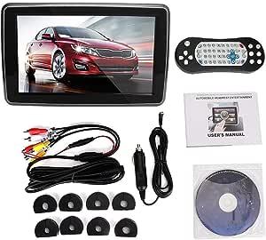 Dvd Player Auto Dvd Player 10 1 Zoll Externe Kopfstütze Auto Monitor Dvd Player Digitalanzeige 1080p Hd Auto