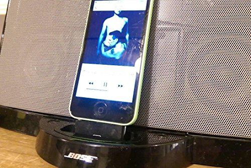 Bose Sounddock Iphone (Lightning-Adapter für Bose Sounddock Serie 1 I Ver B Lautsprecher-Dock iPhone 5 5C S)