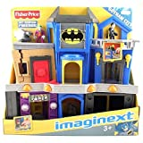 Fisher Price - Imaginext - Gotham City Playset