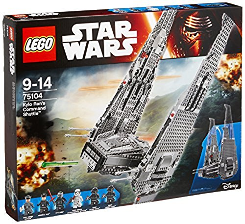 LEGO Star Wars 75104 - Kylo Ren's Command Shuttle Lego Star Wars Flugzeuge