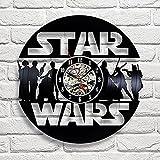 Best Conception avec Vinyl cadeaux pour les familles - Lozse Star Wars modèle Vinyle matière Moderne Famille Review