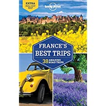 France's Best Trips (Country Regional Guides)